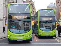 Volvo B5LH Double Decker Bus, Bus Coach, Busse, Volvo, Flats