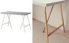 Vissa saker i Ikeas sortiment är som gjorda för att uppgradera till din egen personliga stil. Här är 11 kreativa och urtjusiga sätt att hacka dina Ikea-möbler.