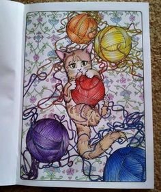 #cats #coloring #coloringbook
