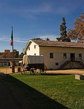 Sacramento, California - Sutter's Fort