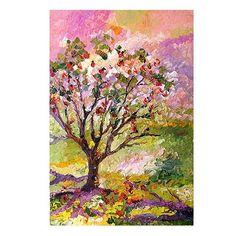 impressionist apple