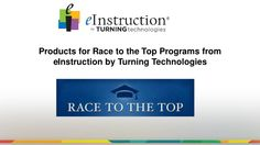 Eitt products and rttt programs by William  McIntosh via slideshare