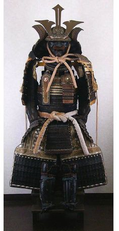 IMAGES OF OLD JAPANESE ARMOR | Japanese Samurai Armor for Sale