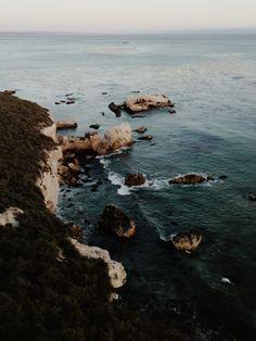 Pirate's Cove. Avila Beach, California