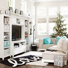 love this setup for the upstairs teen room[ HGNJShoppingMall.com ] #home #shop #deals