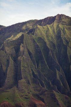 Land mountain #shadows