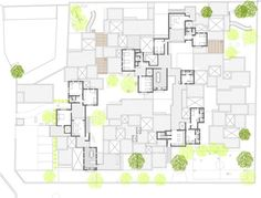 SOS Children's Village In Djibouti,Floor Plan