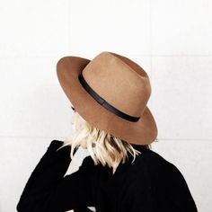 Description: The Marsha is a classic crowned fedora. This blast from the past is sure to turn heads as it returns in popularity from the ages. Features: 100% wool felt fedora. Classic fedora crown. Fa