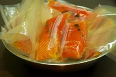Sous Vide Wild King Salmon | Award-Winning Paleo Recipes | Nom Nom ...