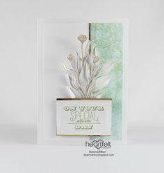 Heartfelt Creations, Poinsettia, Special Day, Scrapbooking, Scrapbooks, Memory Books, Scrapbook, Notebooks