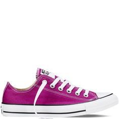 I like all of the Fresh Colors!  Converse - Chuck Taylor Fresh Colors - Pink Sapphire - Low Top