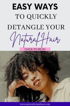 Natural Hair Growth Tips, Natural Hair Mask, Natural Hair Regimen, Natural Hair Journey, Natural Hair Styles, Curly Hair Care, Curly Hair Styles, Hair Facts, Natural Afro Hairstyles