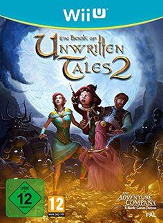 Book of Unwritten Tales 2 - [Wii U]