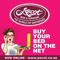 Mattress purchasing made easy by Ascot Beds & Furniture... Take a look how... VISIT OUR WEBSITE FOR MORE ON THE PRODUCTS WE STOCK... www.ascot.co.za  #AscotBedsAndFurniture #Beds #Mattresses #Furniture #BestServiceGuaranteed #WakeUpInAGoodMood #AscotBedsAreBetter #VisitOurWebsite #AscotBedsAreQuality #WakeUpInAnAscotBed #ServiceExcellence #After28YearsWeAreExperts #ExclusiveToAscot
