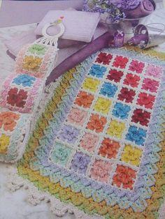 Blog para quem ama crochê, trico, artesanato.