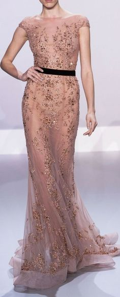 Ralph and Russo Couture Spring 2014