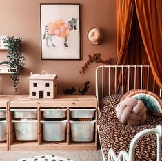 You will get a large living room area with small hall decoration ideas. Should you have a hall with a compact square meter, your decorating ideas aren't limited. House Of Philia, Modern Kids, Little Girl Rooms, Kidsroom, Room Colors, Kids Decor, Sofa Design, Girls Bedroom, Bedroom Ideas
