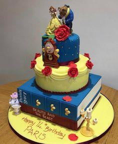 BEAUTY THE BEAST CAKES Beast Cake and Birthdays