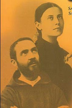 Padre Pio and St Gemma Galgani