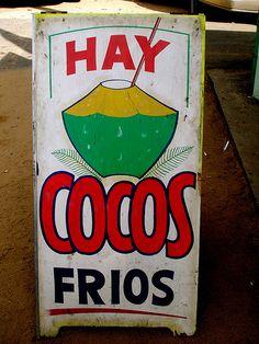 Hay Cocos Frios, Piñones, Puerto Rico | Flickr - Photo Sharing!