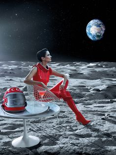 Eva Green - Campari Calendar July