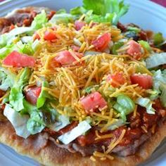 Indian Fry Bread Tacos - Allrecipes.com