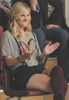 """Brittany in """"Silly Love Songs,"""" Glee Season 2"""
