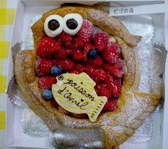 エイプリルフールのお菓子、ポワソン・ダブリル - Japan