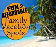 5 Cheap Family Vacations That Don't Feel Cheap At All - Want a family Spring Break getaway without breaking the bank? See a list of affordable vacation des - Family Vacation Spots, Family Vacation Destinations, Need A Vacation, Vacation Trips, Family Travel, Vacation Ideas, Family Getaways, Cruise Vacation, Travel Destinations