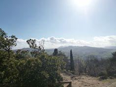 Da 「Rocca Montare」 a 「Rocca Guaita」