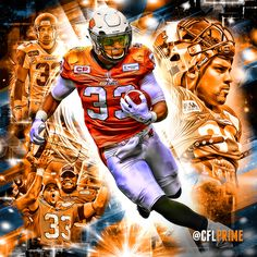 Andrew Harris, BC Lions Winnipeg Blue Bombers, Sports Games, British Columbia, Lions, Wonder Woman, Football, Superhero, Blog, Design