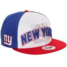New York Giants Ladies Metallic Thread Scarf Blue