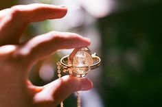 Hermione's Time-Turner necklacd