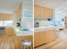 Apartamento pequeno, aconchegante e alegre