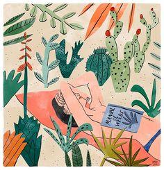 Botanical Scenes - Bodil Jane