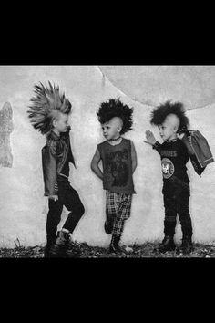 Punk rock!