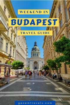 Have you ever wondered how to spend a perfect weekend in Budapest? What places to see and what to do in Budapest. I did put together Budapest travel guide, where you can get most important inforamation about Budapest, whatever you needs are. Going there to see sightseeings, relax, chill or party. Whatever is in your mind you will find in Budapest. #hungary #budapest #budapest #guide #travel #danube #tips European Travel Tips, Travel Europe, Time Travel, Budapest Travel Guide, Budapest Things To Do In, Hungary Travel, Adventures Abroad, Best Places To Travel, Ultimate Travel