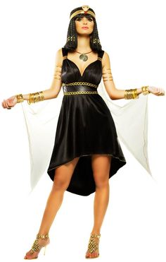 Nile Princess Costume - Egyptian Costumes