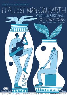 The Tallest Man On Earth, Royal Albert Hall, 2016