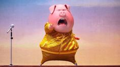 From the maker of Minions and the director of The Hitchhiker's Guide to the Galaxy, here comes an animated film in which animals of all shapes and sizes compete in a singing competition like American Idol. Ladies and gentleman, here's a new trailer for Sing.