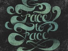 Face to Face 2  by Jessica Libby