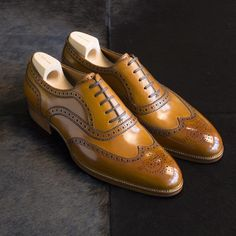 LeatherFoot Emporium   An amazing MTO by @saintcrispins Model 305SPE in...