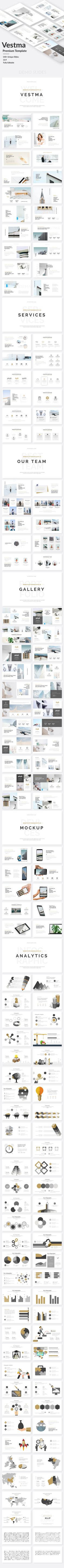 Vestma Creative Premium Powerpoint Template — Powerpoint PPT #pptx #pitch deck • Download ➝ https://graphicriver.net/item/vestma-creative-premium-powerpoint-template/21399793?ref=pxcr