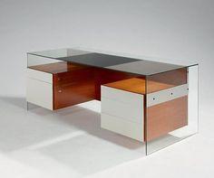 Antoine Philippon & Jacqueline Lecoq, Desk, 1967