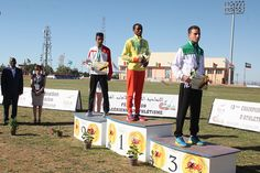 ETHIOPIA TOPS MEDAL TABLES AFTER DAY TWO OF AFRICAN JUNIOR CHAMPIONSHIPS Ethiopia, Tables, African, Baseball Cards, Day, Sports, Tops, Mesas, Hs Sports