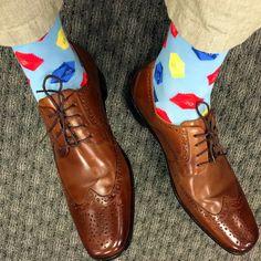 Rollin D20 dice socks