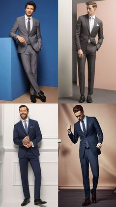 The Men Suit for Spring/Summer: The Contemporary Suit Lookbook Inspiration