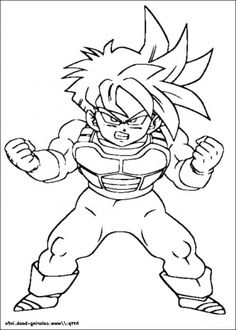 the most amazing lovely dbz coloring pages httpcoloringalifiah