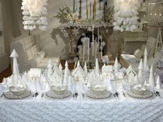 Sandra Lee Tablescapes from FoodNetwork.com