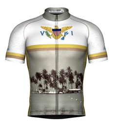 Caribbean Islands Collection Cycling Jerseys, Cycling Outfit, Apparel Design, Jersey Shorts, Bibs, Islands, Caribbean, Tank Tops, Collection